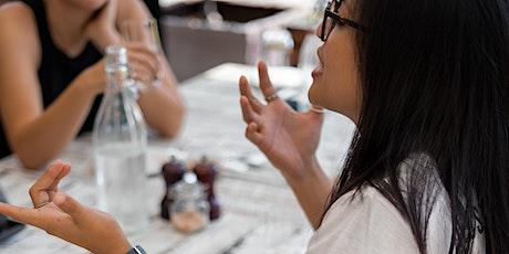 Interactive Speaking Practice in Mandarin tickets