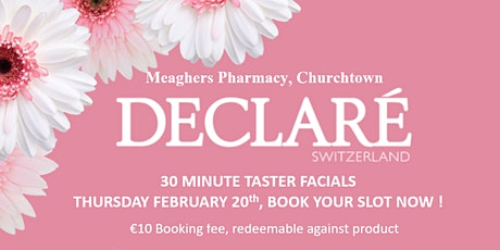 Meaghers Churchtown Declaré Event tickets