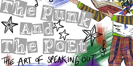 The Punk and The Poet - March tickets