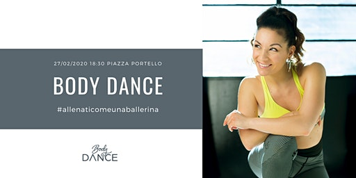 Body Dance - #allenaticomeunaballerina