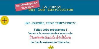 La CRESS sur les territoires #SambreAvesnoisThiérache