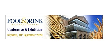 National Food & Drink Business Conference and Exhibition 2020 tickets