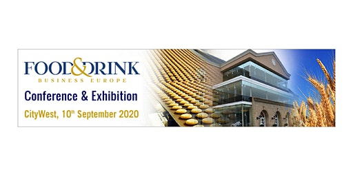 National Food & Drink Business Conference and Exhibition 2020