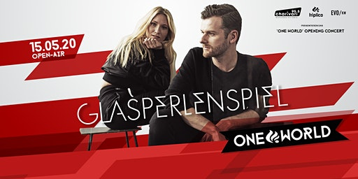 GLASPERLENSPIEL @ One World Opening Concert 2020 (Open Air)