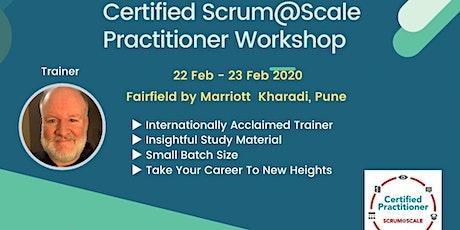 Scrum@Scale Certified Practitioner Workshop by #JeffLopez 22-23 Feb 2020 tickets