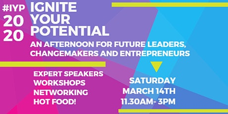 Ignite Your Potential 2020: Young People's Entrepreneurship Event tickets