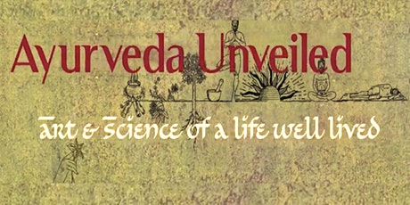 Screening of Ayurveda Unveiled tickets