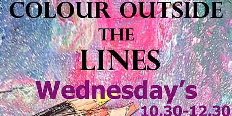 Colour Outside the Lines billets
