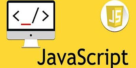 JavaScript Basics before Node.js, React, Angular, Vue.js tickets