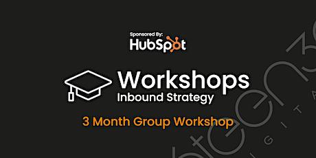Inbound Plus Digital Strategy Workshop - Sponsored By HubSpot tickets