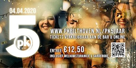 PK 5 jaar tickets