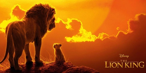 The Lion King - 17th April 2020