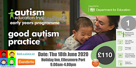 AET: Good Autism Practice - EYFS tickets