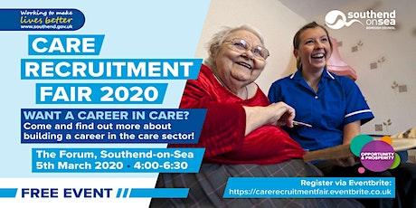 Care Recruitment Fair 2020 tickets