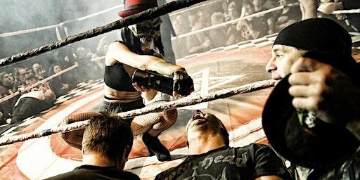 The Rock n Roll Wrestling Bash Dortmund