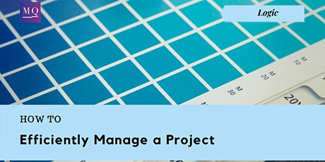 Workshop: How to Efficiently Manage a Project tickets