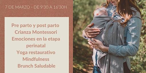 Taller maternidad y crianza