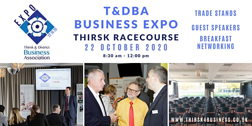 Thirsk & District Business Association Business Expo 2020