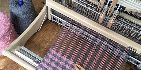 Learn to weave a cushion on a 4 shaft loom tickets