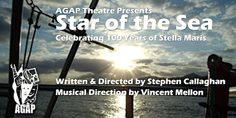 "(Lentfest) AGAP Theatre presents ""Star of the Sea"" tickets"