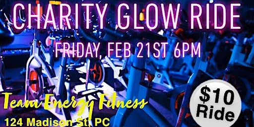Charity Glow Ride for Compassionate Friends of Ottawa County