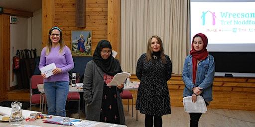 Wrexham Town of Sanctuary Training (April 2020)