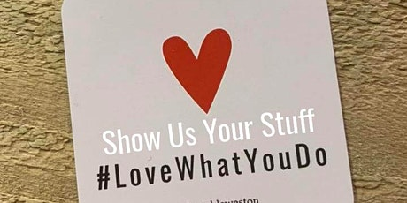 Show us your stuff @TheStableWeston tickets