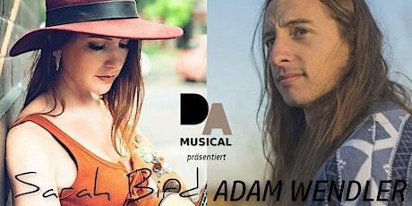 Sarah Bird + Adam Wendler at Bar Bobu, Berlin tickets