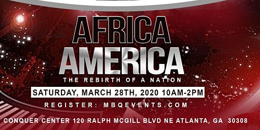 AFRICA - AMERICA THE REBIRTH OF A NATION