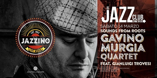 "Gavino Murgia Quartet - ""Sounds From Roots"" - Live at Jazzino for JCN20"