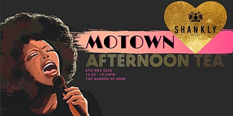 Motown Afternoon Tea at The Shankly Hotel tickets