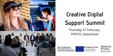 Creative Digital Support Summit tickets