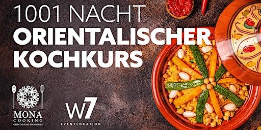 1001 Nacht - Orientalischer Kochkurs
