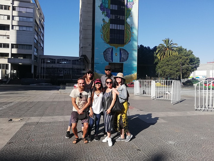 Imagen de Copia de Free Walking Tour Valparaíso
