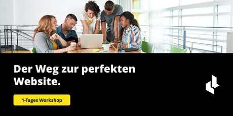 Der Weg zur perfekten Website | 1-Tages Workshop Tickets