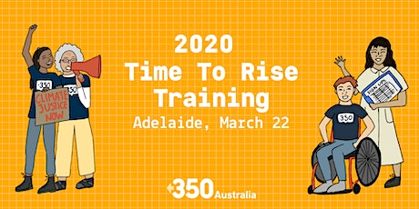 Adelaide - Time to Rise Training tickets