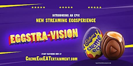 Creme Eggstra-Vision Café tickets