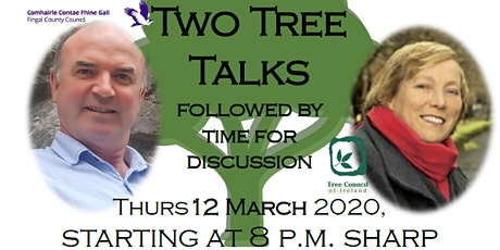 Two Tree Talks Evening in Skerries tickets