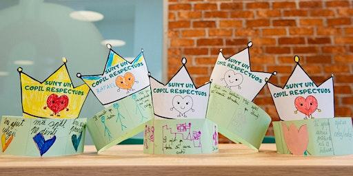 Atelier ABC-ul emoțiilor pentru GRUPURI/Vârstă participanți 6-11 ani