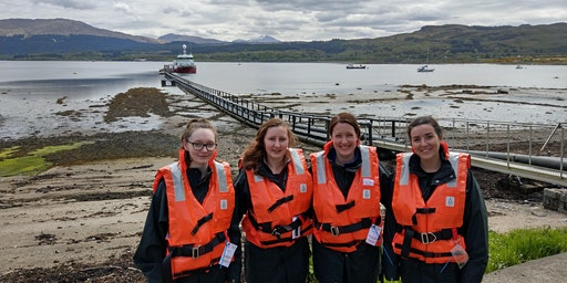 Women in Scottish Aquaculture networking event