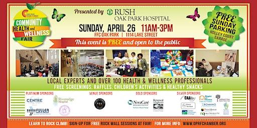OPRF Chamber Presents: Community Health & Wellness Fair 2020