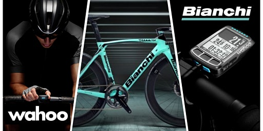 BIANCHI TEST RIDE AND WAHOO DEMO DAY