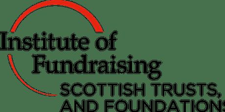 IOF Scotland - Scottish Trusts, Statutory and Foundations SIG March 2020 tickets