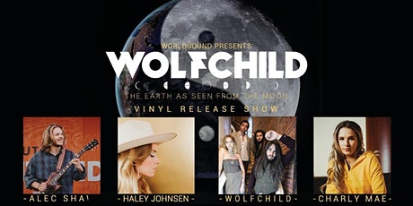 **RESCHEDULING** Wolfchild, Haley Johnsen, Charly Mae,  Alec Shaw tickets