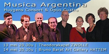 Musica Argentina tickets