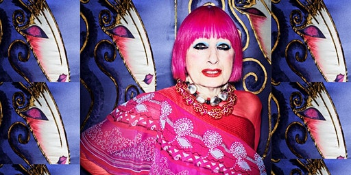 Zandra Rhodes & David Sassoon In Conversation