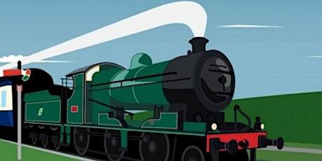 """""""The Midlander""""- Train 2 tickets"""