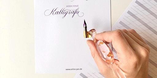 Moderne Kalligrafie - Die Kunst des Schreibens -