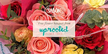 Sabon Flagship Floral Bloom Event tickets