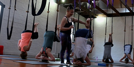 Intro to Aerial Yoga - 6 week evening course tickets